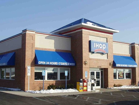 A server at a Maine IHOP restaurant asked a group of black teenagers to pay upfront for their meal, prompting ...