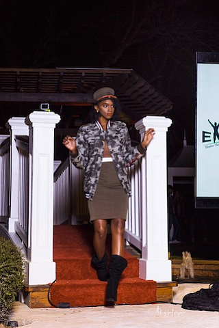 Fashion is alive and well in Houston, bursting with emerging designers and models ready to make their imprint on the ...