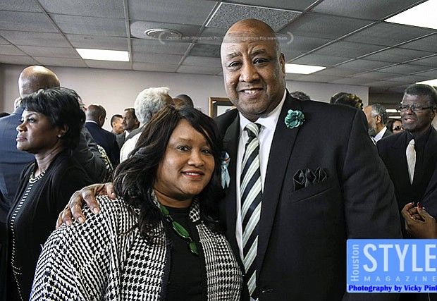 Larry Miller Ford >> Celebration of Life for Councilman Larry Green |Houston Style Magazine | Urban Weekly Newspaper ...