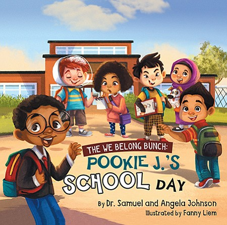The We Belong Bunch: Pookie J.'s School Day by Dr. Samuel and Angela Johnson is a children's story about understanding ...