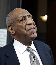 """On Thursday, March 15, 2018, a judge agreed to let five additional Bill Cosby accusers testify at his April 2 sexual assault retrial, giving prosecutors a chance to portray the man once known as """"America's Dad"""" as a serial predator who made a habit of drugging and molesting women. (AP Photo/Matt Rourke, File)"""