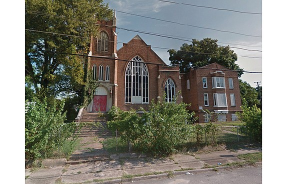 A derelict church building on North Side is headed for conversion into 76 apartments. The new apartments would replace the ...