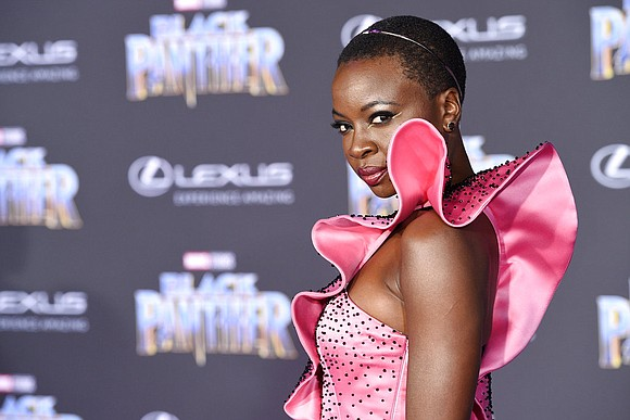 """When Jennifer Emejulu went to see """"Black Panther,"""" the New Jersey resident didn't feel like wearing any of the traditional ..."""