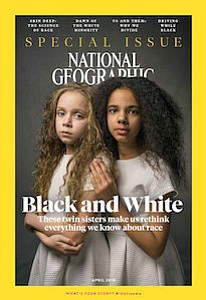 National Geographic acknowledged on Monday that it covered the world through a racist lens for generations, with its magazine portrayals ...