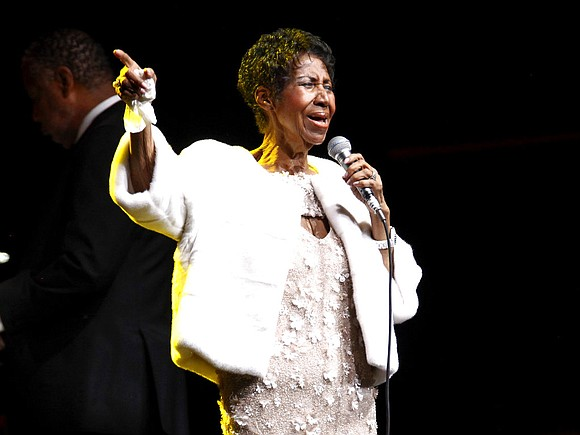 Aretha Franklin is canceling two upcoming concerts on doctor's orders.