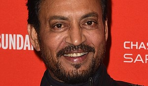 """Actor Irrfan Khan attends the premiere of his film """"Puzzle"""" at the Sundance Film Festival in January. Source:C Flanigan/FilmMagic/Getty Image"""