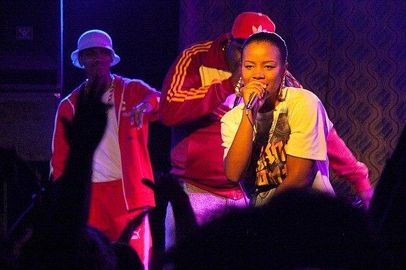 Lolita Shante Gooden was only 14 years old when she picked up a mic and made history as one of ...