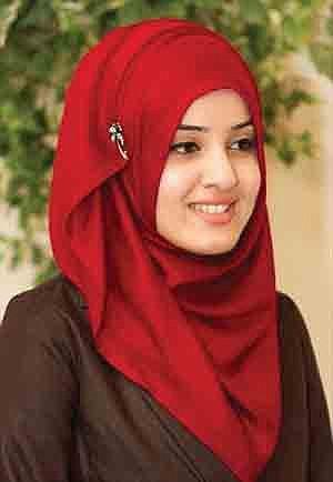 muslim hijab Girls with