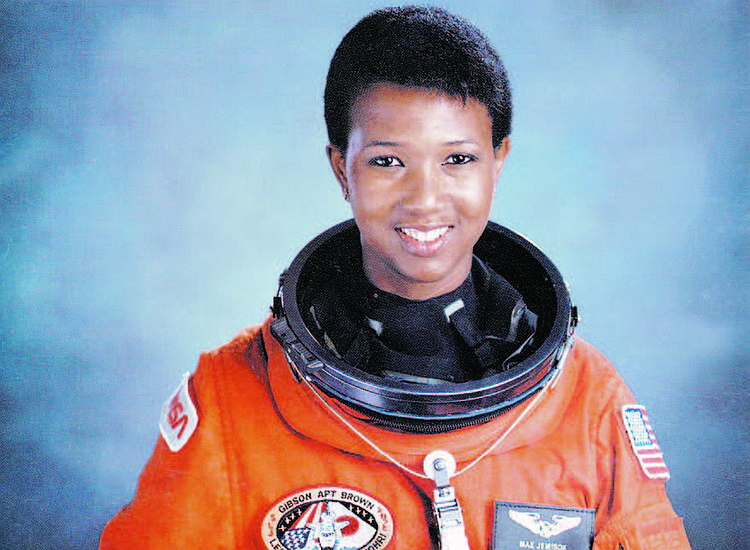 First Black Female Astronaut, One Of Many Who Inspire ...