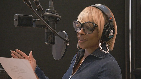 Mary J. Blige is starring in her first animated role in association with Parmount Films' animated sequel SHERLOCK GNOMES.