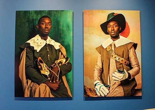 "hrough May 5, the Ethelbert Cooper Gallery of African & African American Art presents ""ReSignifications,"" a reimagined slice of a ..."