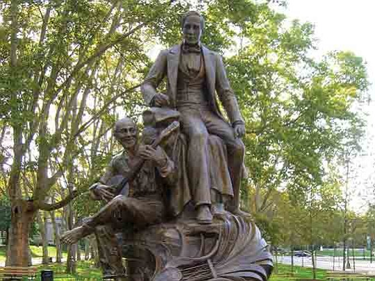 Across the country, in cities such as Baltimore andNew Orleans, controversial monuments to..