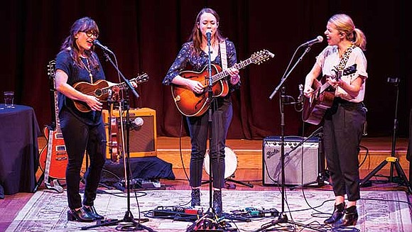 Folk music fandom is alive and well, judging by the enthusiastic audience at the sold-out concert Friday night in the ...
