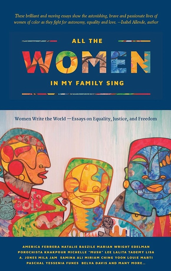 "Book review of ""All the Women in My Family Sing."""