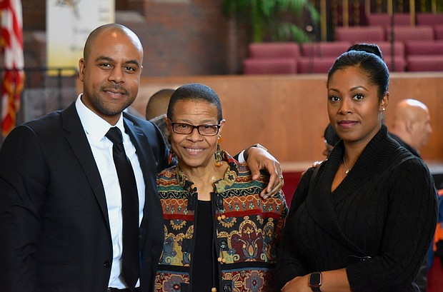 Memorial service honored life and legacy of education advocate Marie K. Williams
