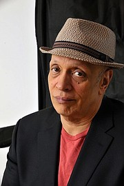 author Walter Mosley