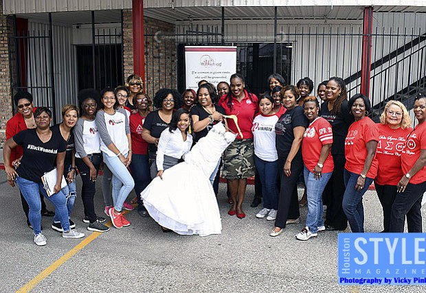 Second Annual Project Prom Dress Drive |Houston Style Magazine ...