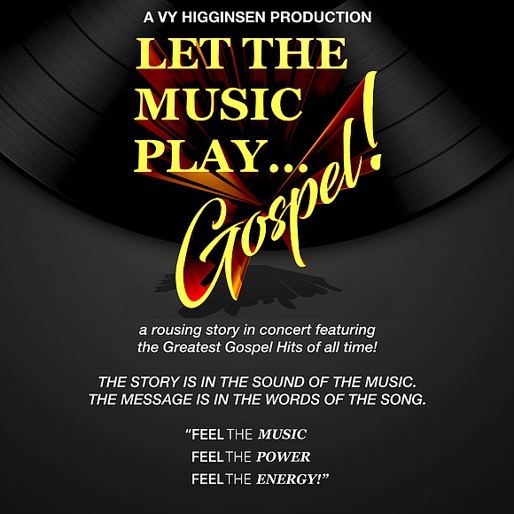 The Mama Foundation for the Arts proudly announces the brand new production of their acclaimed musical, Let the Music Play... ...