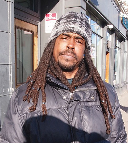 If course he will last. I don't think he'll get re-elected, though. The white people who got him elected are beginning to realize how bad he is.—Lanier Monteiro, Construction, Boston