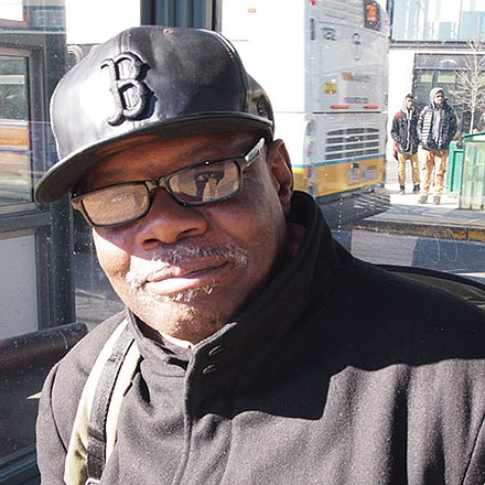 I would like for him to be impeached, but I don't think that it will happen.—Ronald Simpkins, Retired, Framingham