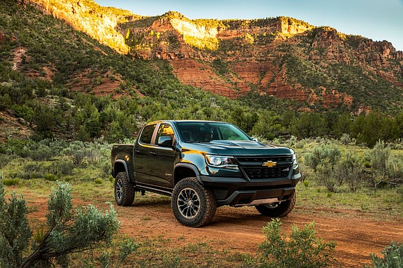 The 2018 Chevrolet Colorado ZR2 has added to its growing list of awards with recognition as a 2018 Autotrader Must ...