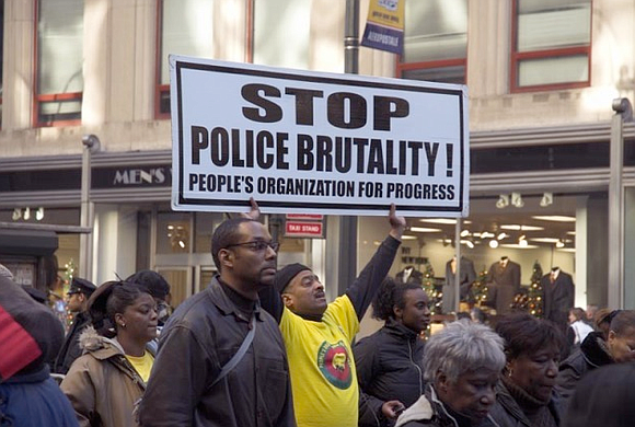 Several social justice organizations came together to participate in a rally condemning a judge's ruling against Newark's new Civilian Review ...