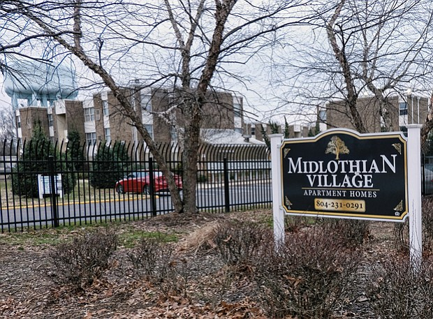CITYSCAPE // New owners are promising major changes for Midlothian Village, a 47-year-old Section 8 housing complex in South Side, where residents have suffered from high rates of crime and decay in the buildings.  Community Preservation Partners, in partnership with The Hampstead Companies, bought the 217-unit complex for $17.5 million, or about $81,000 a unit. The complex last month has been renamed The Belt Atlantic, and $9.7 million is been allocated to refurbish the units, or about $44,700 per unit, to provide new appliances, update kitchens and bathrooms, improve interior lighting and upgrade entry doors. The companies also plan to install external security systems in the form of cameras, perimeter fencing and gates with access limits.