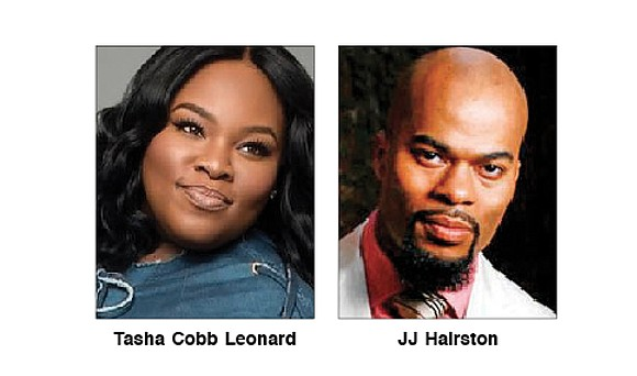 "Gospel singer, composer and choir director James ""JJ"" Hairston was the top winner last weekend at the 33rd Annual Stellar ..."