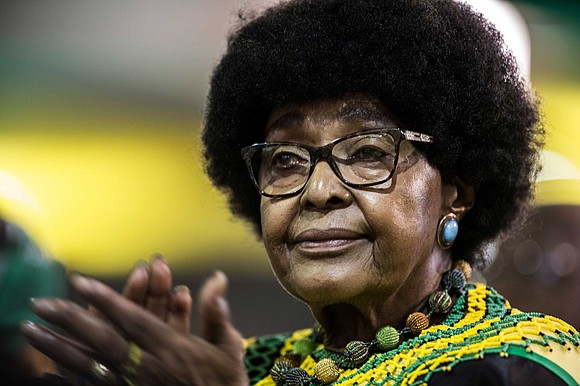 Winnie Madikizela-Mandela, the South African anti-apartheid activist and former wife of the late President Nelson Mandela, has died at the ...