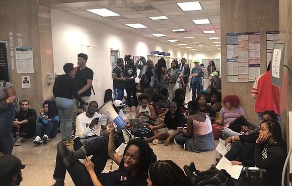 Howard University students demand change amid financial aid scandal