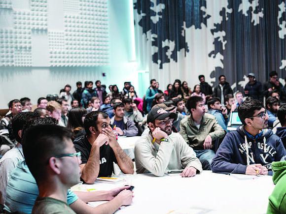Google Hosts Technology Workshops For College Students