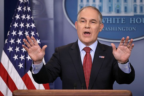 Democrats in Congress want answers on Environmental Protection Agency administrator Scott Pruitt and are requesting information on at least three ...