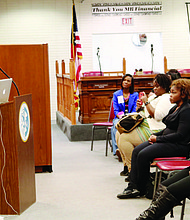 The Women's Entrepreneur and Business Resource Forum was recently hosted by the Village of Dolton. The forum called on local entrepreneurs and business professions from all around Chicago to gather, network, and share tips and tricks of the trade.