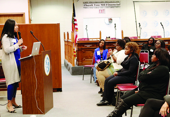 The Women's Entrepreneur and Business Resource Forum was recently hosted by the Village of Dolton. The forum called on local ...