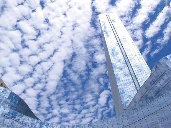 Atlantic City's former Revel casino is moving toward its reincarnation as the Ocean Resort Casino.