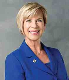 Los Angeles County Supervisor Janice Hahn was in Sacramento this week to..