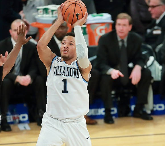 Villanova, one of the tournament's four 1-seeds, had an easy time attaining the victory...