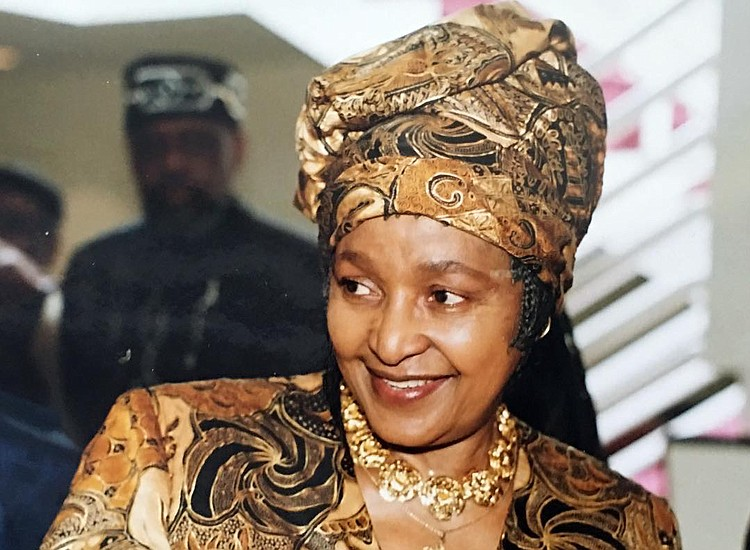 Winnie Mandela to be buried April 14