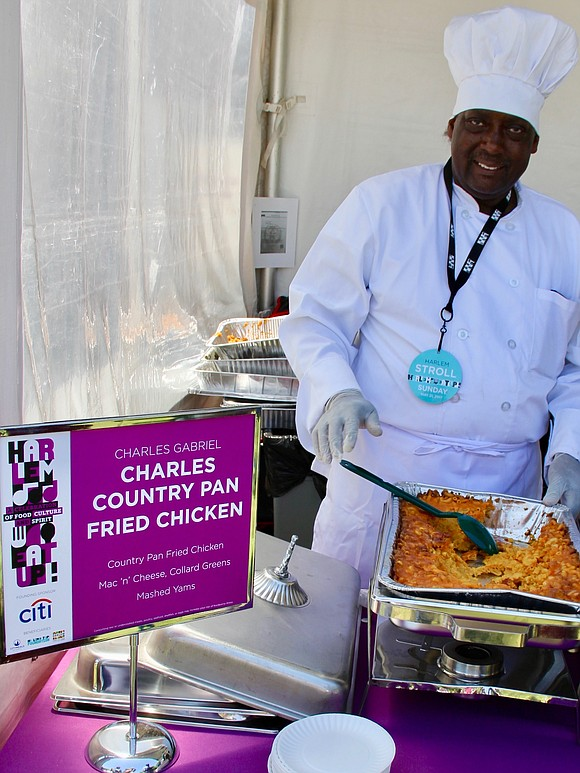 Time is running out and we are still searching for you, you exceptional Harlem food makers, to sample at the ...