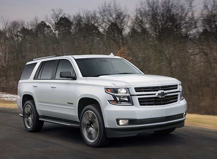 Chevrolet Tahoe A Large Suv With Larger Price Tag That S Worth It