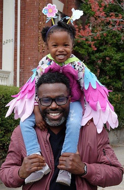 On parade //