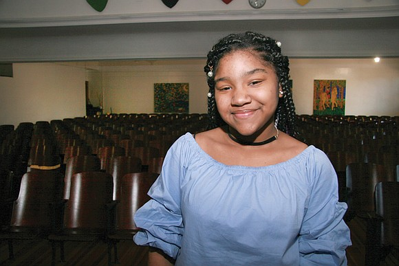 If Jalia Hardy were mayor of Richmond, she would focus on the city's economy as well as youths and educational ...