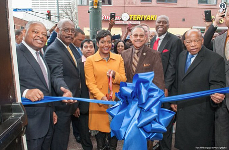 Houston's Unity National Bank is opening their first branch in Atlanta and the expansion was made possible in part by ...