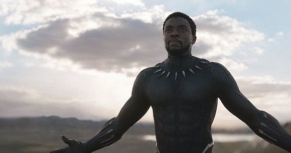 """Black Panther"" continues to break records at the box office..."