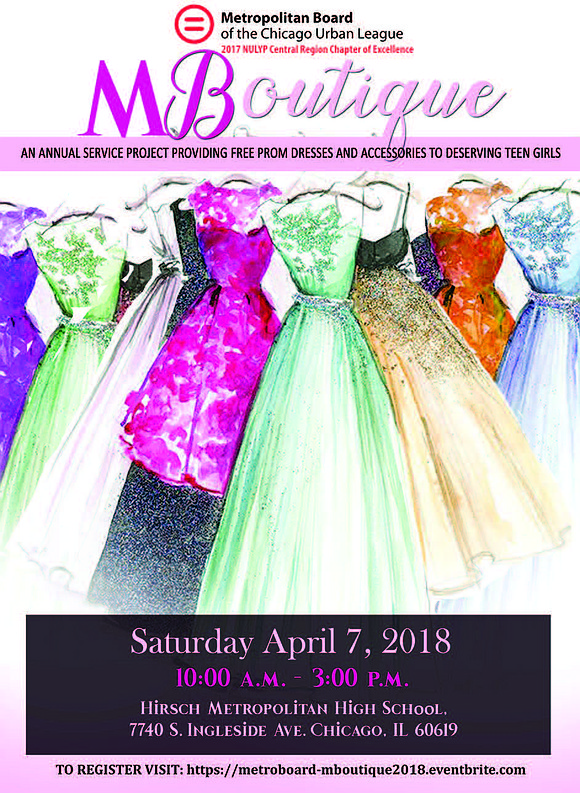 The Metropolitan Board of the Chicago Urban League gears up for its 11th Annual MBoutique, a signature event dedicated to ...