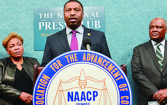 The NAACP announced that the group has filed a lawsuit against President Donald Trump, the U.S. Census Bureau and Secretary ...