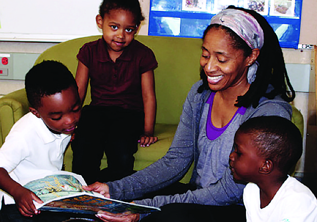 Golden Apple recently named 10 outstanding Pre-K to third-grade teachers who would receive Awards for Excellence in Teaching this year. South Shore Fine Arts Academy's very own Heather Duncan is one of this year's award recipients for her work as a Pre-K teacher.  Photo: Provided by Heather Duncan