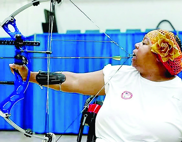 Babette Peyton has already won 105 medals over the last five and a half years and has competed across the country and began to travel the world. Peyton is actively training to compete for a spot at the 2020 Summer Paralympics in Tokyo.