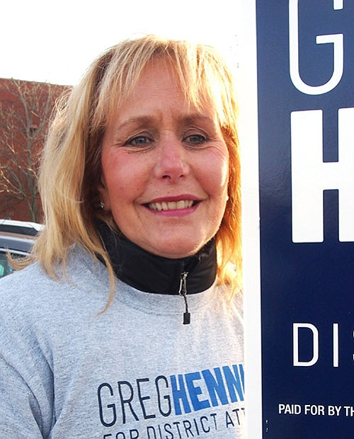 People need to know how important it is to have a candidate who can lead and bring people together. Greg Henning has that experience. He's an honest person.—Beth, Retired Teacher, West Roxbury