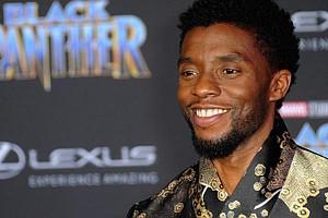 """Black Panther"" star Chadwick Boseman (Albert L. Ortega | Getty Images)"